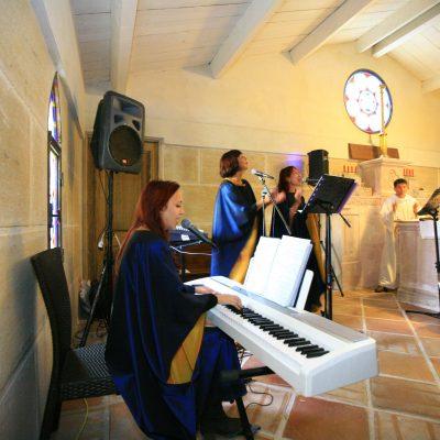 Blue Note Sisters Gospel Musique