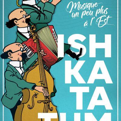 Ishka Tatum - Affiche