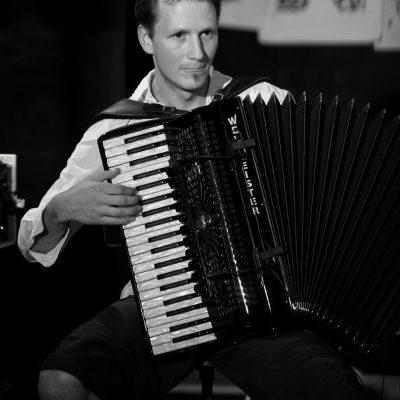 Jan Gruter en concert Ishka Tatum