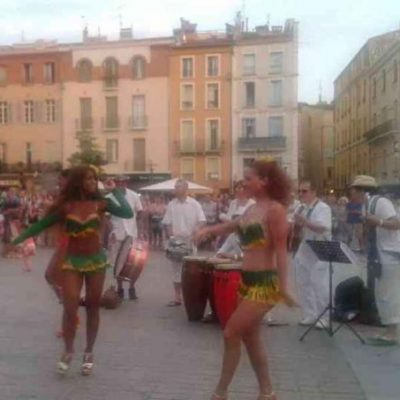 Batucada Cubaine Perpignan Occitanie