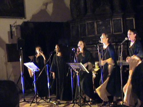 Blue Note Sisters Gospel debut gospel entier