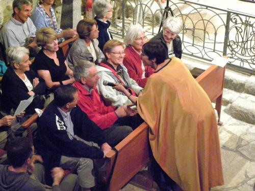 Blue Note Sisters Gospel LE-PUBLIC-Concert-chapelle-de-Villeneuve