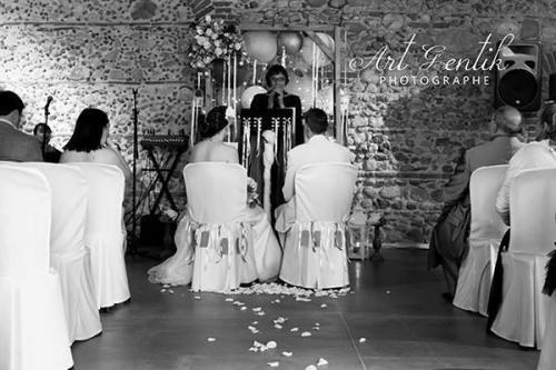 cérémonie-laïque-1 Blue Note Sisters Gospel