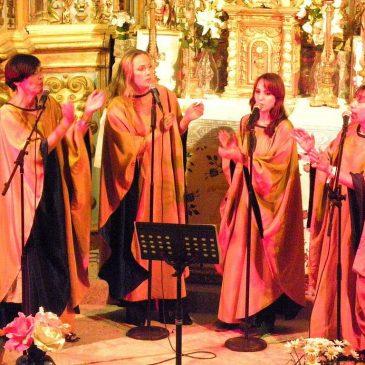 Les Blue Note Sisters – Gospel
