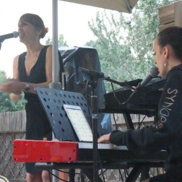 Concert des Blue Note Sisters le 5 juillet 2018 à Argelès sur Mer