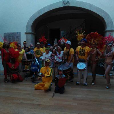 Groupe de Batucada Brésiliennes Perpignan