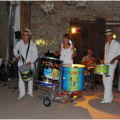 Groupe de Batucada Brésiliennes Pyrénées Orientales