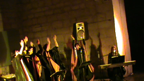 Blue Note Sisters Gospellhérault-18-decembre-2013