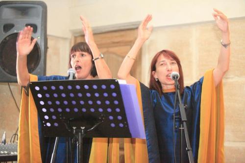 Blue Note Sisters Gospel Mariage-Hélène-Pierre-Yves-21-sept-13-Nîmes-Reportage-2240