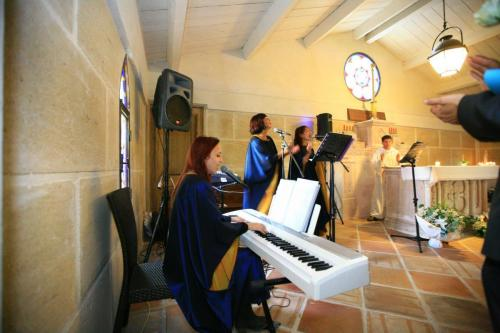 Blue Note Sisters Gospel Mariage-Hélène-Pierre-Yves-21-sept-13-Nîmes-Reportage-2289-1