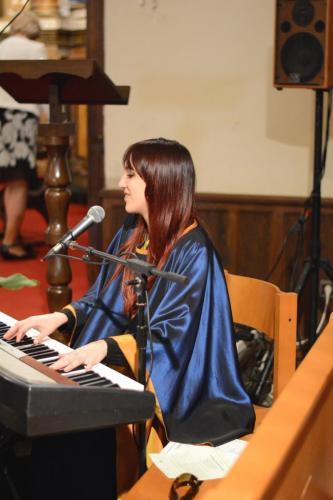 Blue Note Sisters Gospel Eglise92