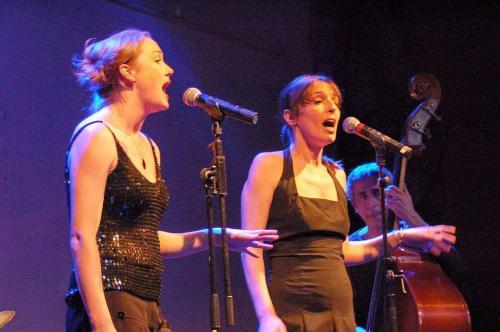 Blue-Note-Sisters Jazz